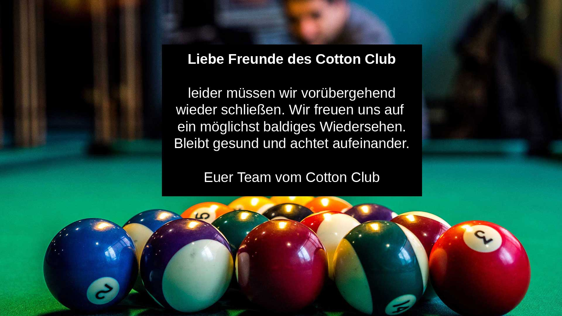 Cotton Club Bochum